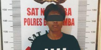 Pelaku penyalahgunaan Narkotika diamankan Satresnarkoba Polres Bulukumba. (BERITA.NEWS/IL).