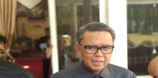 Gubernur Sulsel Nurdin Abdullah. (Andi Khaerul/BERITA.NEWS)