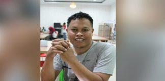 Muhammad Ilham ASN Staf Camat Mangarabombang Kabupaten Takalar yang diduga 2 Tahun Tak Masuk Kantor. (BERITA.NEWS/Hasrullah).