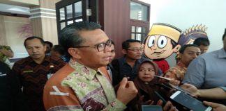 Gubernur Sulsel Nurdin Abdullah. (BERITA.NEWS/Andi Khaerul).