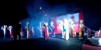 Suasana Malam Puncak Milad Prodi Ilmu Perpustakaan, UIN Alauddin Makassar. (BERITA.NEWS/ACP).