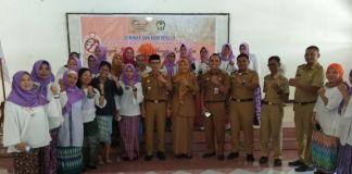 Koalisi Perempuan Indonesia (KPI) Cabang Gowa Wilayah Sulawesi Selatan bersama pemerintah daerah Kabupaten Gowa melakukan Konference terkait Cegah Kawin Anak.