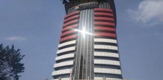 Gedung KPK di Jakarta. (BERITA.NEWS)