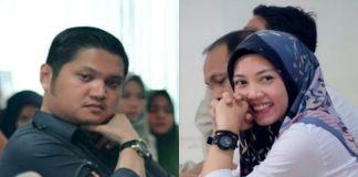 Arham Basmin Mattayang dan Indira Mulyasari Paramastuti.