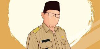Foto : Ilustrasi kepala Desa