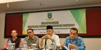 Silaturahmi BPP Kompak Pangkep. (BERITA.NEWS/Andi Khaerul).