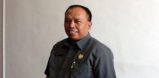 Ketua DPRD Luwu Timur, Amran Syam. (BERITA.NEWS/Ratih Sardianti Rosi).