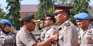Sertijab dipimpin Kapolres Bulukumba AKBP Syamsu Ridwan. (BERITA.NEWS/IL).