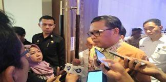 Gubernur Sulsel Nurdin Abdullah.(BERITA.NEWS/Andi Khaerul ).