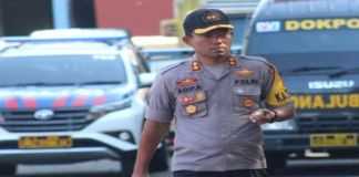 Kapolres Bantaeng, AKBP Adip Rojikan. (BERITA.NEWS/Saharuddin).