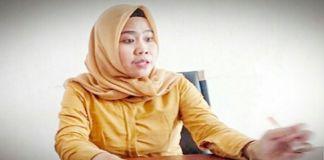 Kepala BPJS Cabang Bantaeng, Dilla Darwis. (BERITA.NEWS/Saharuddin)