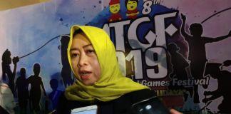 Kepala dinas Pariwisata Kota Makassar, Ir.Hj. Rusmayani Madjid (BERITA.NEWS/Ratih Sardianti Rosi).