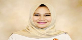 Ketua DPC Gerindra Gowa, Andi Tenri Indah. (BERITA.NEWS/Putri).
