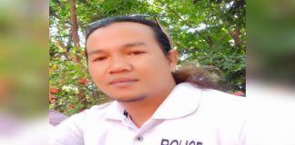 Aidil Adha Ketua LSM TKP. (BERITA.NEWS/Saharuddin).