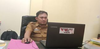 PPK Pembangunan Jalan DAK Rusdy Ardiyanto. (BERITA.NEWS/Putri).