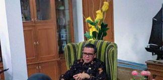 Gubernur Sulsel Nurdin Abdullah (BERITA.NEWS/Andi Khaerul).