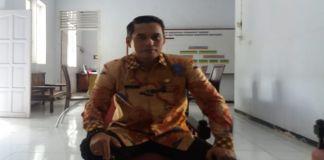 Plt. Kadis Sosial kabupaten Bantaeng, Andi Irvandi Langgara. (BERITA.NEWS/Saharuddin).