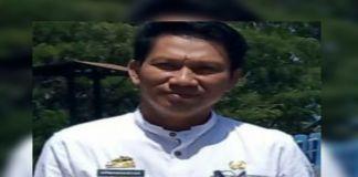 Kepala Bidang Pendapatan Dinas Pendapatan, Keuangan dan Azet Daerah (DPKAD). (BERITA.NEWS/Saharuddin).
