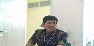 Ketua Pascasarjana Universitas Patria Artha. Ilham (ILO) (BERITA.NEWS/Andi Khaerul)