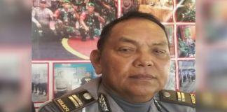 KBO Satlantas Polres Takalar Iptu Chamiseng. (BERITA.NEWS/Muh. Ridwan).