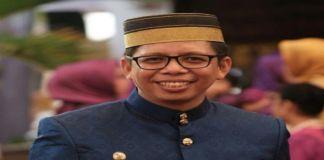 Tommy Satria Yulianto (TSY) Balon Bupati Bulukumba. (BERITA.NEWS/IL)