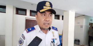 Kepala Dinas Perhubungan (Dishub) Kota Makassar, Mario Said. (BERITA.NEWS/Ratih Sardianti Rosi).