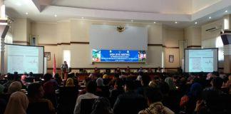 Gubernur Sulsel Nurdin Abdullah pimpinan High Level Meeting bersama TPID Kabupaten/kota. (BERITA.NEWS/Andi Khaerul).