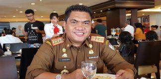 Kepala Dinas Ketenagakerjaan, Irwan Bangsawan. (BERITA.NEWS/Ratih Sardianti Rosi).