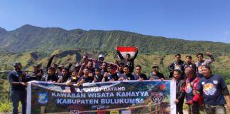 Foto bersama Wabup Bulukumba Tommy Satria Yulianto bersama Corporate Communication Astra Motor Makassar. (BERITA.NEWS/IL).