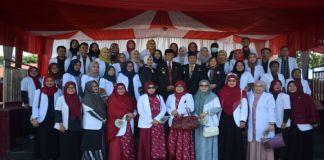 Dinas Kesehatan menerima 17 dokter yang mengikuti Program Internship Dokter Indonesia. (BERITA.NEWS/IL).