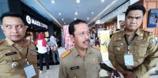 Sekertaris Daerah (Sekda) Kota Makassar, Muh Ansar. (BERITA.NEWS/Ratih Sardianti Rosi).