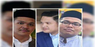 M Fathul Fauzi Nurdin, Arham Basmin dan A. Izman Maulana Padjalangi.