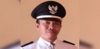 Muh Nur Kepala Kelurahan Bulukunyi Kecamatan Polsel, kabupaten Takalar. (BERITA.NEWS/Sahabuddin Jaya).