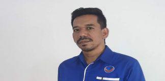 Imran Sekertaris DPD Nasdem Bulukumba. (BERITA.NEWS/IL).