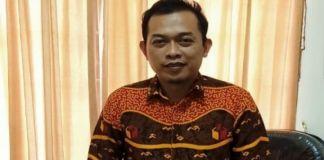 Komisioner Bawaslu Gowa Koordinator Divisi Pengawasan dan Hubungan antar Lembaga (PHL) Juanto Avol. (Foto: BERITA.NEWS/Putri)