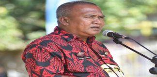 Kepala Dinas Tanaman Pangan dan Holtikultura, Sugeng Priyanto. (Foto: BERITA.NEWS/Putri).