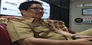 Kepala Dinas Kesehatan Kabupatne Gowa, dr Hasanuddin. (Foto: BERITA.NEWS/Putri)