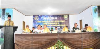 Wakil Bupati Gowa, Abd Rauf Malaganni menghadiri penyuluhan pendaftaran PTSL di Kecamatan Bontonompo. (Foto: BERITA.NEWS/Putri).