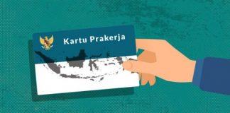 Ilustrasi kartu pra kerja.(Foto: berita.news/Putri)
