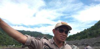 Kepala Satuan Polisi Pamong Praja Kabupaten Gowa, Alimuddin Tiro. (Foto: berita.news/Putri).