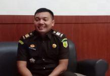 Kasi Intelijen kejari Bantaeng, Budi Setyawan. (BERITA.NEWS/Saharuddin).