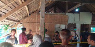 Penemuan sosok lelaki gantung diri Gegerkan Warga Pattallassang, Kabupaten Takalar. (Dok. Foto Humas Polsek Pattallassang).
