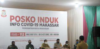 Rapat Evaluasi Perwali nomor 36 tahun 2020 oleh PJ Wali Kota Makassar.
