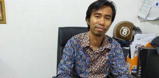 Ketua KPU Gowa, Muhtar Muis. (Foto: berita.news/ Putri).