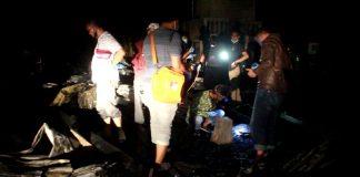 kebakaran tewaskan wanita dan balita di barru sulsel. (Foto: Detik.com)