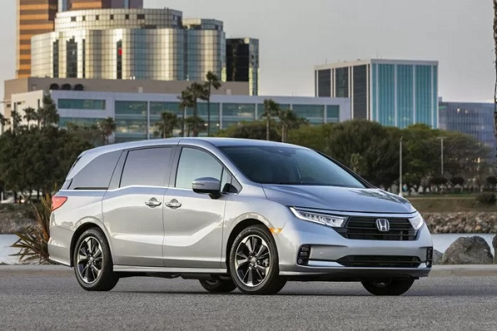 Honda Odyssey 2021 Mulai Mengaspal 3 Agustus, Ada Lima ...