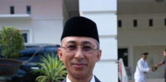 Sekretaris Kabupaten Gowa, Muchlis yang kini menjabat sebagai Kepala Biro Keuangan Kementerian Pertanian (Kementan) Republik Indonesia. (Foto: ist).