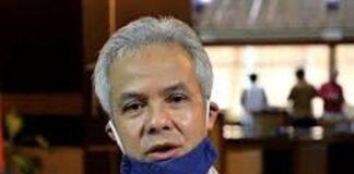 Gubernur Jawa Tengah, Ganjar Pranowo. (Foto: berita.news/ist).