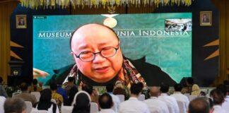 Launching Gerakan Sejuta Masker, Pemkab Gowa. (Foto: berita.news/ist).