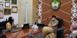 Production House (PH) Batara Cinema paparkan rencananya akan memproduksi film mengenai Sultan Hasanuddin. (Foto: berita.news/Ist).